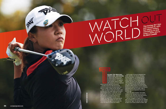 Lydia Ko: Ill coach myself and thats OK for now   Stuff