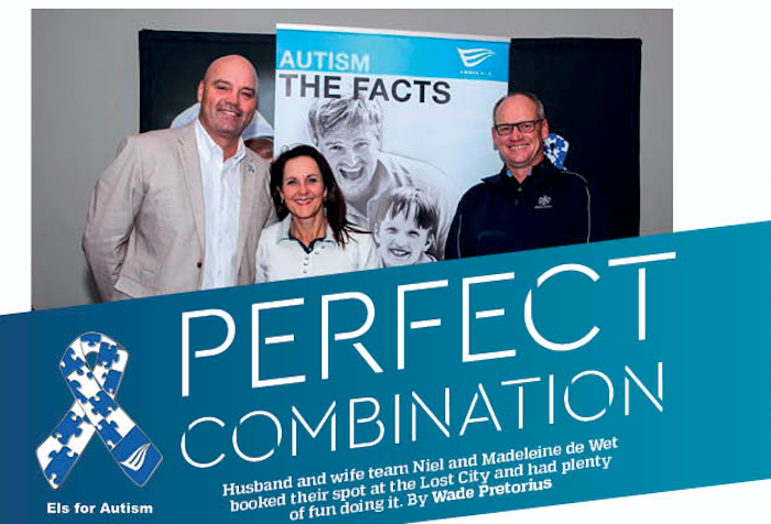 Els for Autism golf series