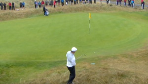 The Open highlights