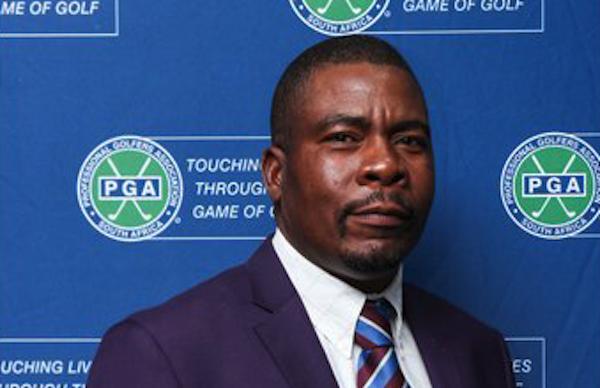 Kenneth Dube PGA SA