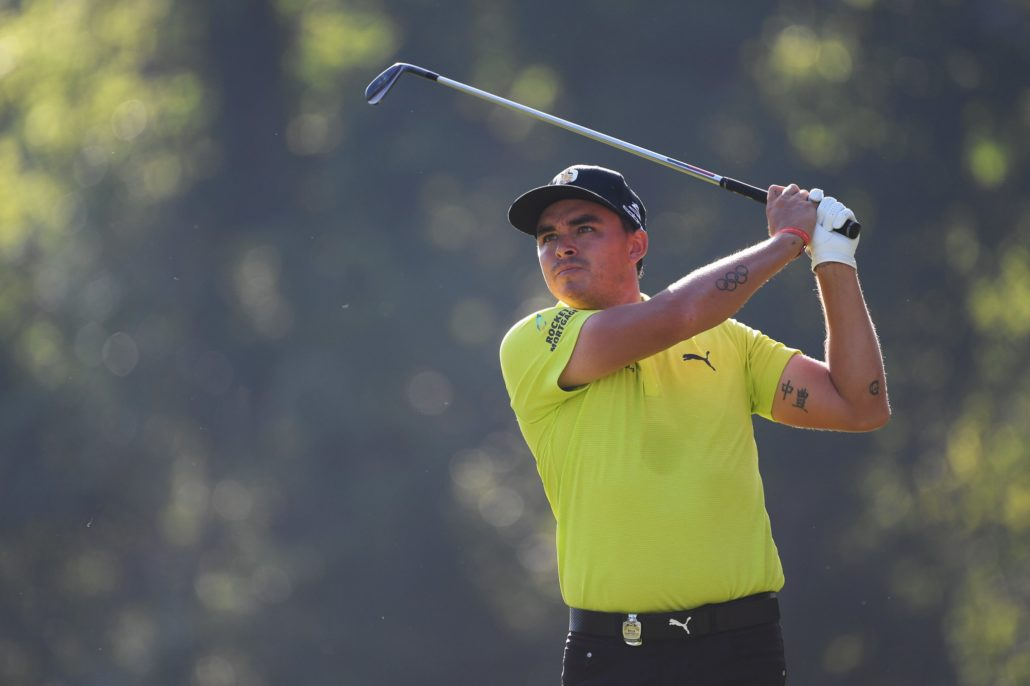 Rickie Fowler leads PGA Championship