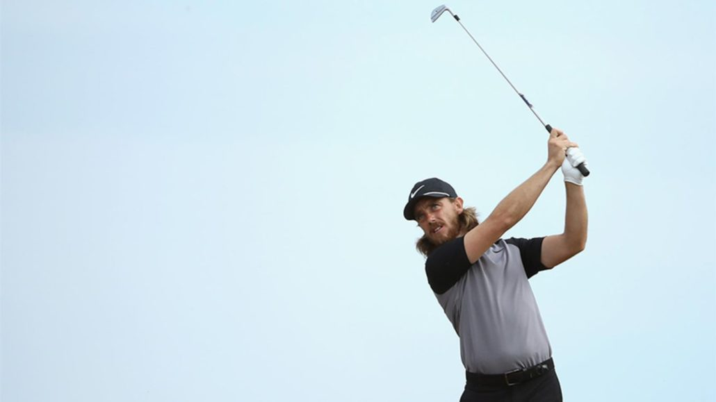 Nike hardware issue for Tommy Fleetwood