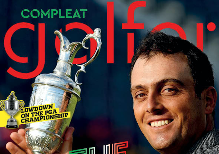 August Compleat Golfer with Francesco Molinari