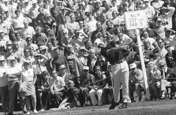 Gary Player in '72
