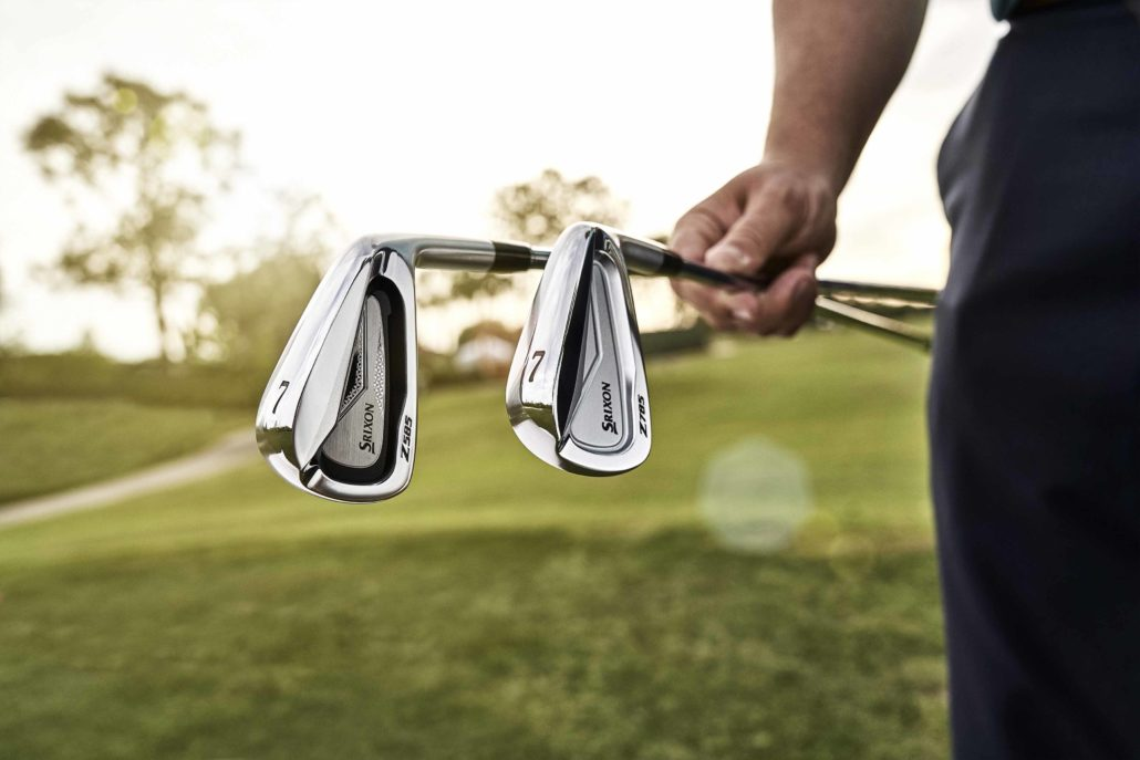 Z series irons from Srixon
