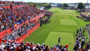 2016 Ryder Cup at Hazeltine National
