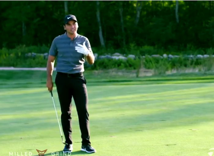 Distance control with Jason Day