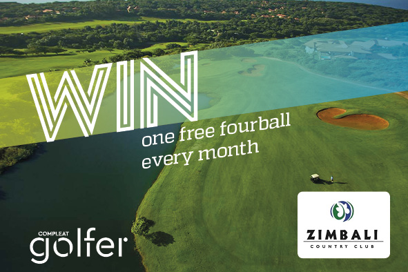 WIN: A Zimbali Fourball Plus Carts