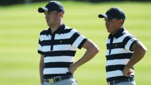 Rickie Fowler and Justin Thomas