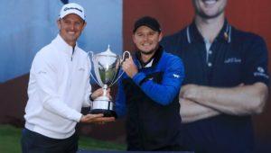 Eddie Pepperell wins British Masters