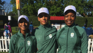 GolfRSA juniors at the Olympics