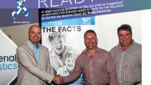 Els for Autism at Copperleaf