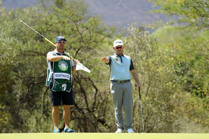 Louis Oosthuizen at NGC
