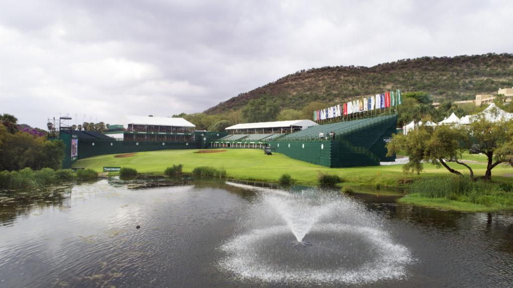 Nedbank Golf Challenge final hole