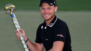 Danny Willett wins DP World Tour Championship