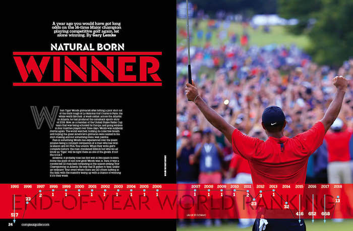 Tiger Woods wins again
