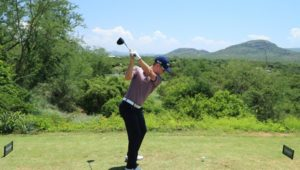 Brandon Stone at Leopard Creek
