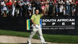 Richard Sterne at Pearl Valley 2008