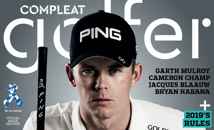 Brandon Stone is Compleat Golfer's new playing editor