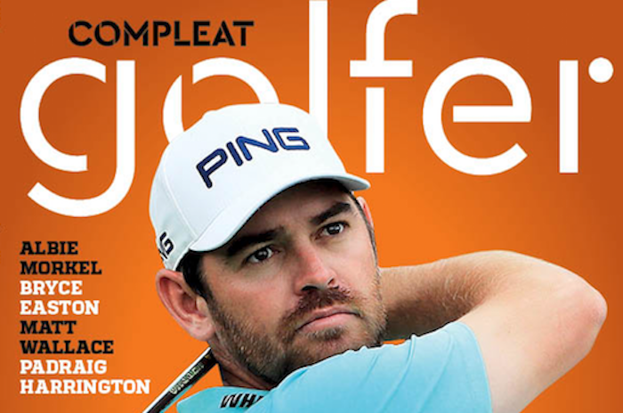 Louis Oosthuizen on Compleat Golfer