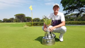 Wilco Nienaber at SA Amateur