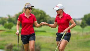 French pair lead at Serengeti
