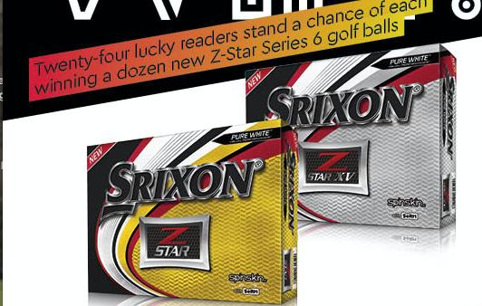 Win: A dozen new Z-Star Series 6 golf balls