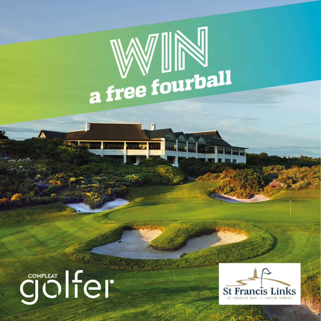 Win: Golf at St Francis Links