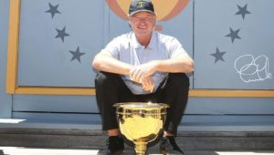 Ernie Els Presidents Cup