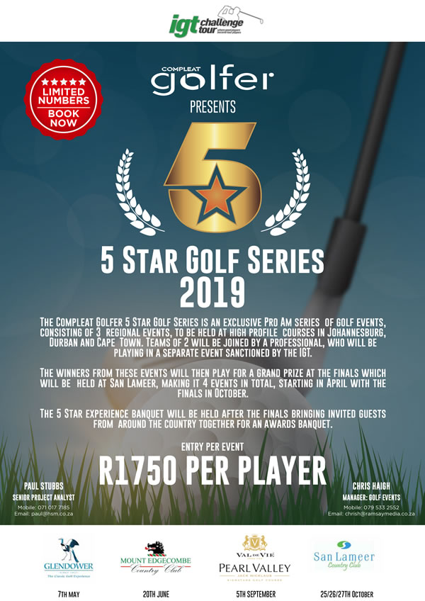 5-Star-Series competition