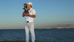 Kurt Kitayama wins Oman Open