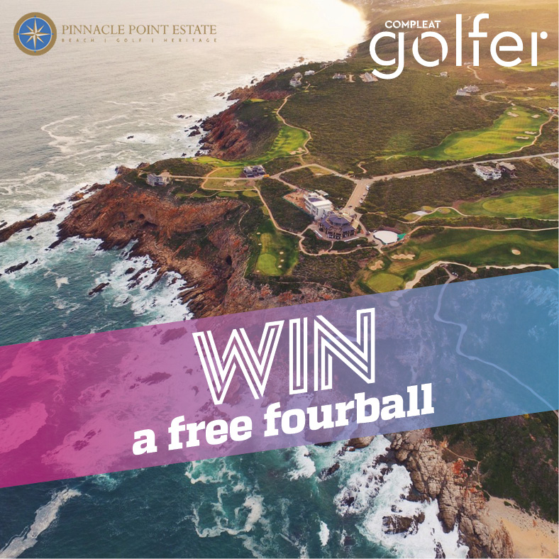 Win a round at Pinnacle Point