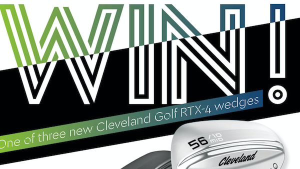 Win one of three Cleveland wedges