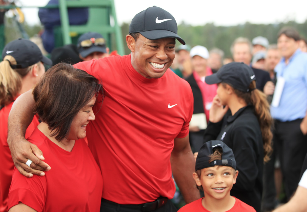 Tiger Woods wins The Masters