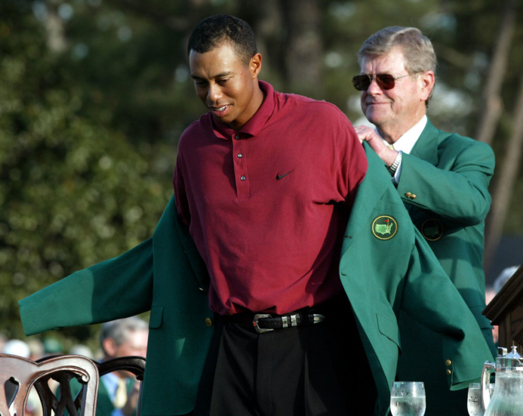 The Seven Best of: Tiger Woods