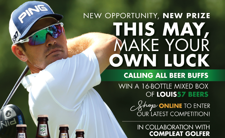Win beer with Louis57