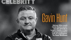 Gavin Hunt