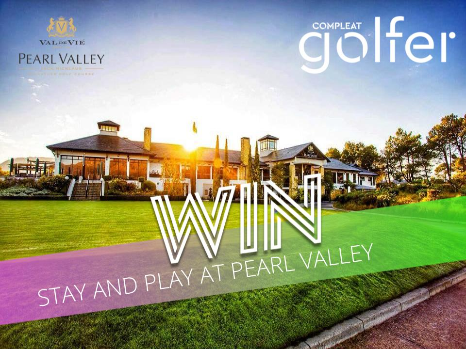 WIN: Stay and play at Pearl Valley