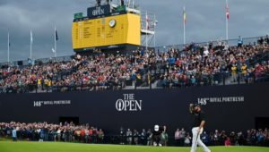 The Open at Royal Portrush
