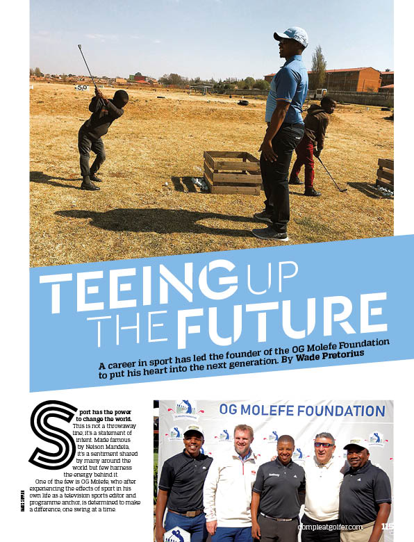 OG Molefe Foundation
