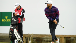 Erik van Rooyen at Royal Portrush