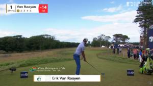 Erik Van Rooyen Highlights