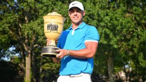 Brooks Koepka and the FedExCup