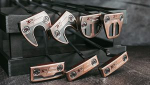TP Patina Putter Collection
