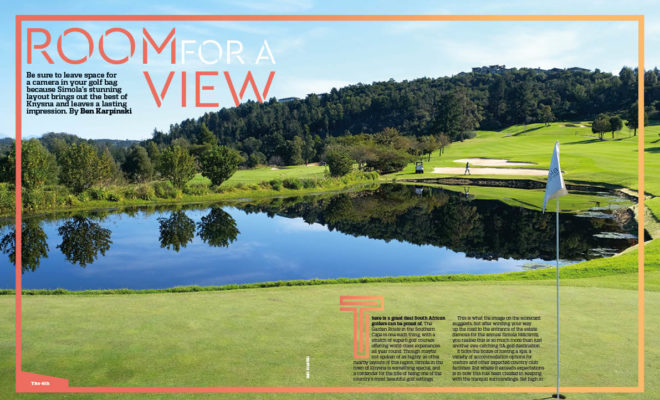 Simola Golf and Country Estate