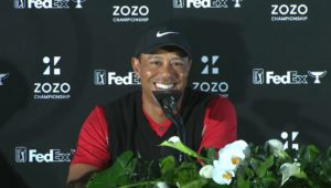 presidents cup tiger woods