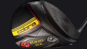 SpeedZone driver Cobra Golf