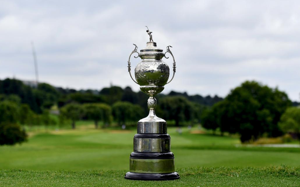 SA Open trophy