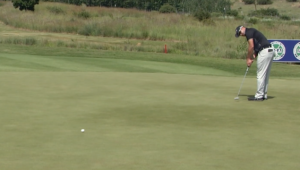 Thriston Lawrence moves clear at Eye of Africa PGA Championship