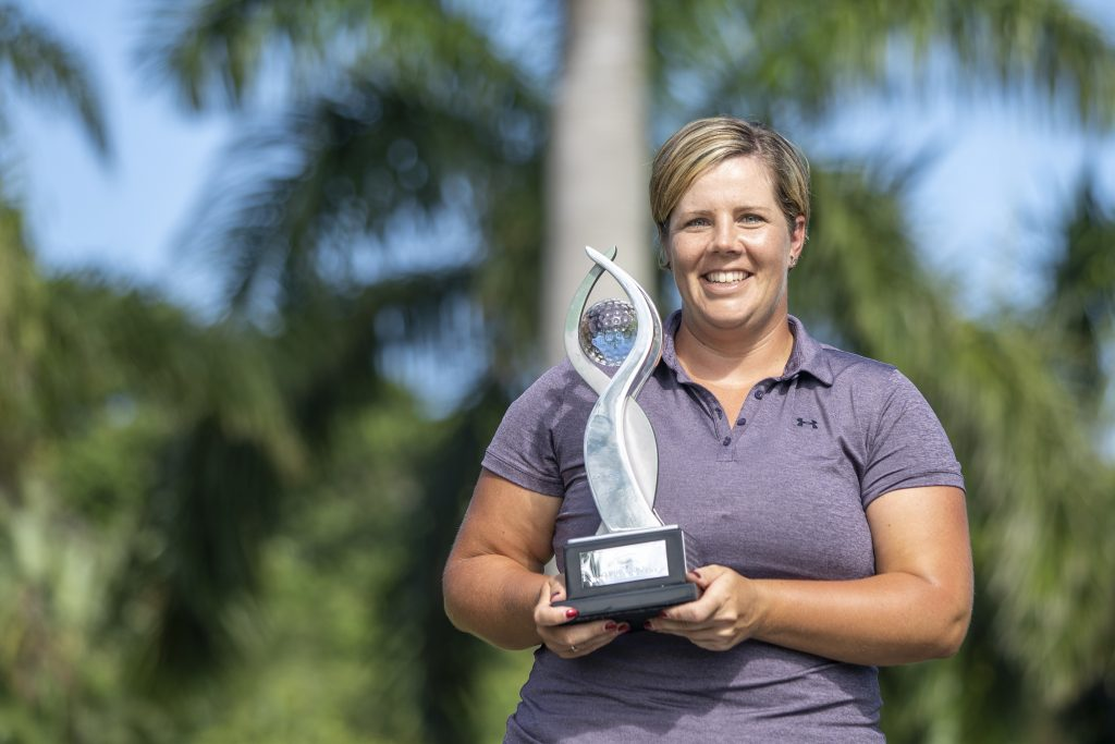 Turner claims SA Women's Masters